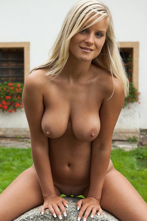 Something Perfect nude breasts only